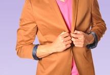 Men's Style: Spring Pop / Color blocking for spring fashion