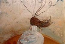 Karen's Art / All art created by Karen Symons - murals, paintings, table cloths, cushions, sculptures