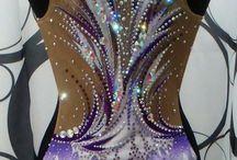 Ritmikus gimnasztika ruhák