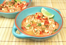 Food-Seafood / by Carmen Sprinkle-Voss
