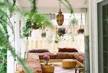 balkón - inspirace