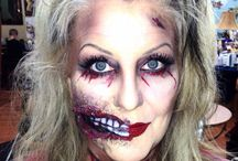 Halloween Make Up Looks for 2015