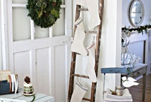 Decorated ladders / by Denise Streeter