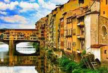 Oltrarno Florence / Sophia's neighborhood in Florence, home to the Pitti Palace and Leonora Medici, it swings now to a hipper trendier beat! Sophia finally moves into her very own apartment and finds delightful morning music here!