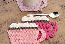 tasas al crochet