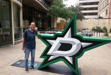 #LoneStarsState Tour / We're touring the great state of Texas and recruiting fans to join the #LoneStarsState along the way. Want to be featured on our board? Find the Star, snap a pic with it, and post it to Twitter, Instagram, or Facebook using #LoneStarsState. / by Dallas Stars