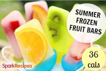 Delicious Popsicle Recipes / Here you will find all kinds of delicious homemade Popsicle recipes.