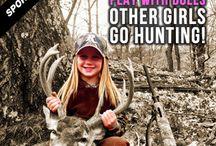 Hunting / by Erin Elizabeth