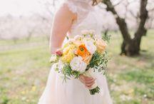 Blossoming Romance / Inspirational spring shoot - Marostica