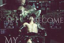 Sebastian Stan/Bucky Barnes