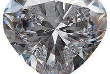 Diamond Shapes & Cut / #diamondshapes #diamondcuts
