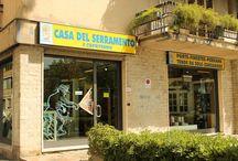 CASA DEL SERRAMENTO / La Casa del Serramento e Copritermo a Firenze. Gli Specialisti in Infissi, Porte, Finestre e Sicurezza.  http://www.casadelserramento.it