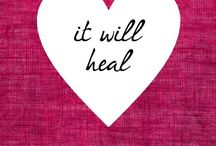 Healing quote