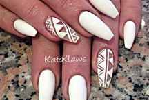 Nails / by Rebecca Sylvest-Novotny