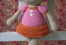 crochet poppen