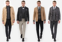 Men's Apparel / by Ernestine Hadsell