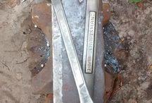 Knives axes