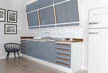 Inspirasjon til huset / Ønsker meg nytt kjøkken!