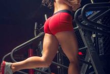 Awesome fitness female