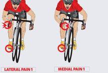 Biking muscules