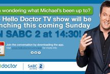 Hello Doctor TV / Join South Africa's favorite doctor, Michael Mol! Catch the Hello Doctor TV Show every Sunday at 14:30 on SABC2.