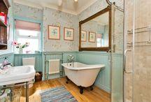 Beautiful Bathrooms / Soak up the atmosphere in a beautiful bathroom - many more in our properties for sale in Yorkshire.