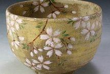 Japanese tea bowl- 茶碗