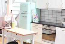 Kitchen inspiration / Kitchen decor, kitchen inspiration