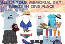 Memorial Day / by Half-Moon Outfitters