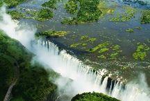 Water .... falls, rivers, lakes