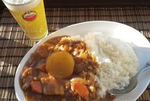 Japanese Curry / Everything on Japanese Curry