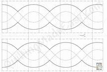 Tűzés minták - Stapling patterns / Stitches