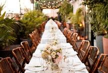 Wedding Reception Decor / by Minneapolis Hunter