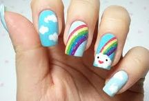 cute nails / by Zoey Mills