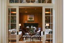 Porte livingroom