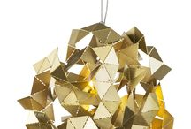 FRACTAL CLOUD Lighting Sculptures