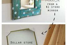 Cheap Crafts / Cheap crafts and inexpensive DiY Ideas