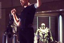 Tony Stark / by Sherry Garland