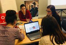 """Le label EPV au cœur d'un Hackathon avec les Journées des Savoir-Faire de l'ESSEC / L'ISM et le label EPV accueillent du 16 au 19 avril 2018 la 2ème édition des """"Journées des Savoir-Faire"""" organisées par la Chaire Management des Savoir-Faire d'Exception de l'ESSEC Business School. Pendant 4 jours, le label EPV est à l'honneur avec l'organisation d'un Hackathon lors duquel les étudiants travaillent sur des problématiques données par 4 entreprises labellisées EPV (Mathon Paris, Maison Renard, Supamonks, Au ver à soie), ainsi que le Château de Versailles."""