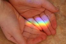 Iris' rainbows / by Aj Brokaw