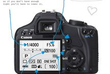 Cameras for dummies / Tips and tricks for amateurs. Get the most from your DSLR experience