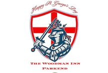 St. George's Day / Wishing Everyone A Happy St. George's Day