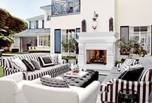 """Outdoor Living & Landscaping Ideas / by Donna """"Chrissy"""" Falloon"""