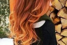 Ginger Ombre inspiration