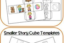 Story Cubes / Using Story Cubes with EFL students