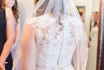 Winter wedding at Bakers Ranch - Florida's Premier Wedding Venue