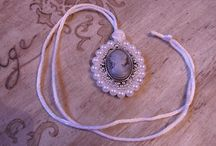 cabochon jewelry / lienarthandmade.blogspot.sk