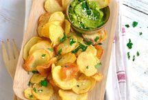 Chips au fou