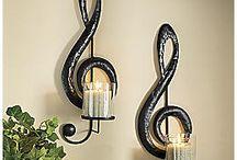music decoration