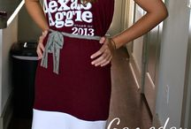 Texas Aggies / Texas Aggie fashion